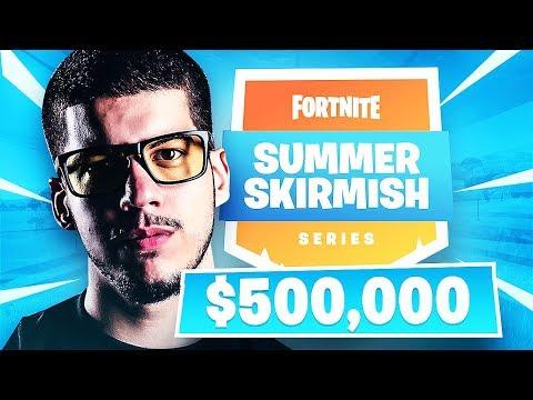 Fortnite Official $500,000