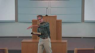 2020 12 06   AM Sermon   Richard Perry-  Meditate On These