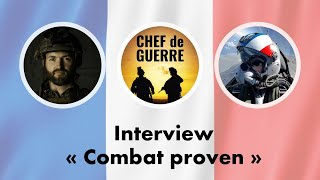INTERVIEW CHEF DE GUERRE. COMMANDO MARINE AU SAHEL