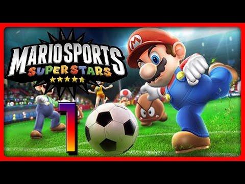 MARIO SPORTS SUPERSTARS Part 1: Blumen-Cup Fußball-Turnier