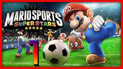 MARIO SPORTS SUPERSTARS Part 1: Blumen-Cup Fußball-Turnier