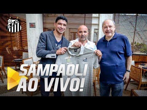 JORGE SAMPAOLI | APRESENTAÇÃO AO VIVO (18/12/18)