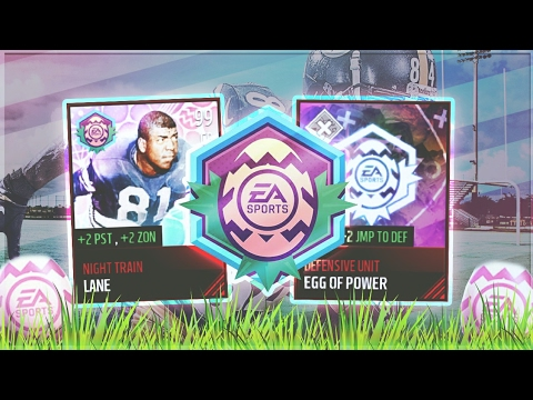 INSANE MADDEN MOBILE EASTER PROMO!! MILLIONS OF COINS IN PACKS AND REVIEW OF THE NEW EASTER UPDATE!
