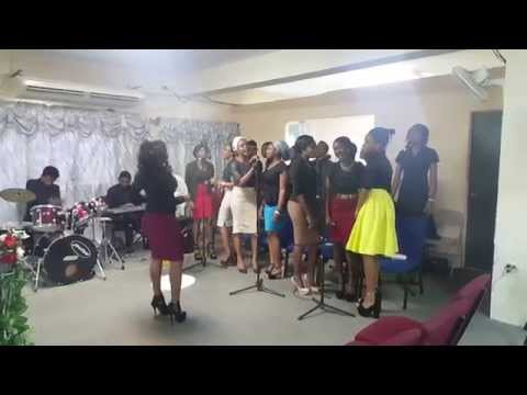"""""""Faithful Is Our God"""" by Bishop Hezekiah Walker,Performed by the RCCG Choir, St. Kitts"""