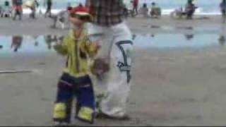 رقص برازيلي مو طبيعي