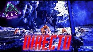 NUEVO DLC DE ARK - ABERRATION EN DIRECTO!! - Nexxuz