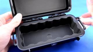Обзор ударопрочного кейса Pelican 1030 Micro Case