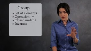 Abstract Algebra: The definition of a Group