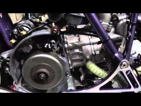 Yamaha Mio DOHC new face lift