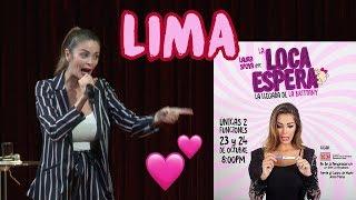 Stand Up Comedy La Loca Espera en Lima