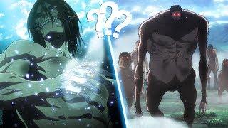 НАЧАЛО КОНЦА АТАКИ! РАЗВЕДКА vs ТИТАНЫ   Атака Титанов Новый Сезон - 13 Серия   Обзор?