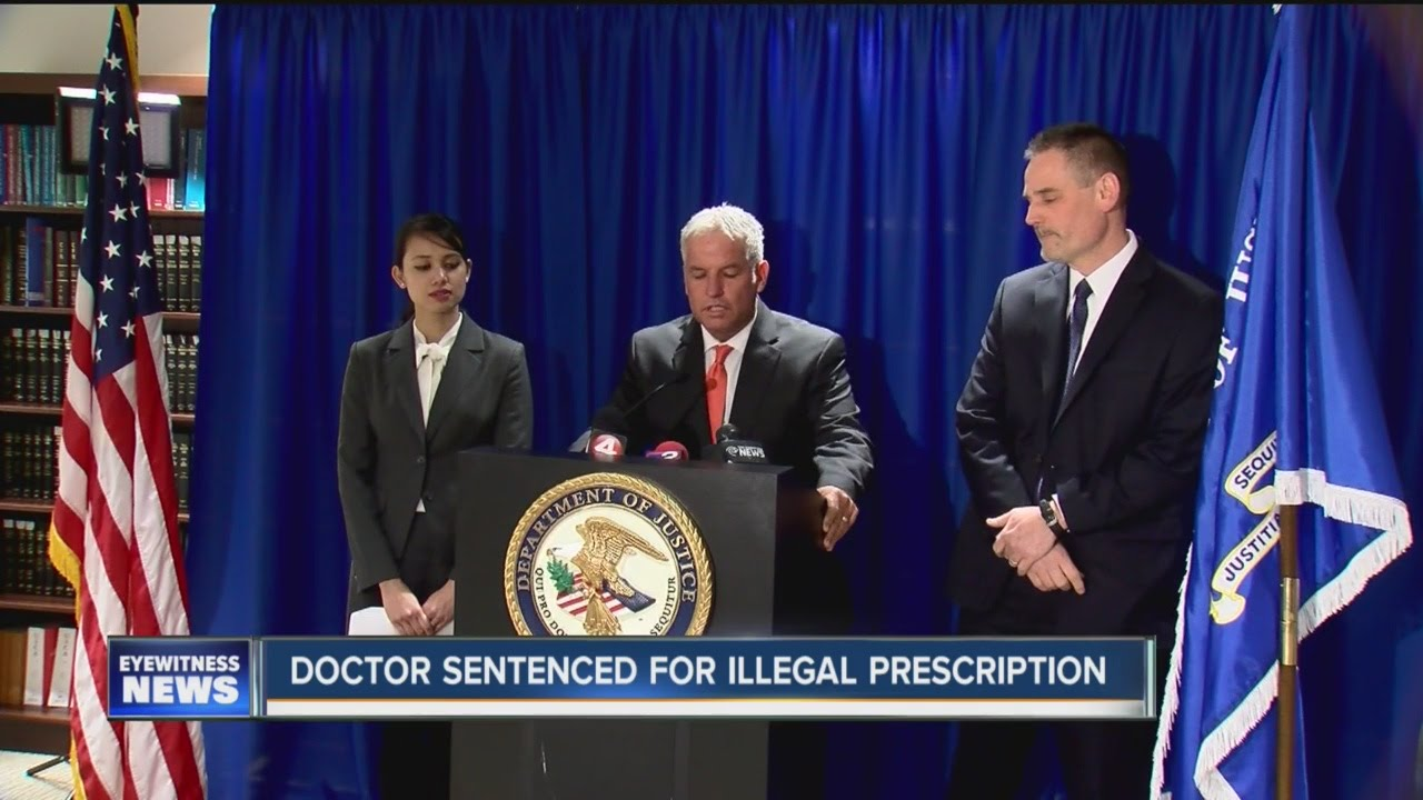 Williamsville physician indicted for prescribing pain drugs that caused six deaths