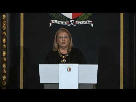 Diskors Presidenzjali ta' Jum ir-Repubblika 2016