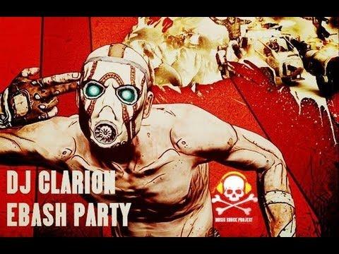 Dj Clarion Ebash Party vol.1