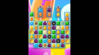 Candy Crush Jelly Saga Level 198 3* No Boosters