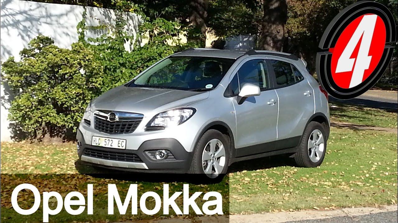 Opel Mokka  New Car Review  YouTube