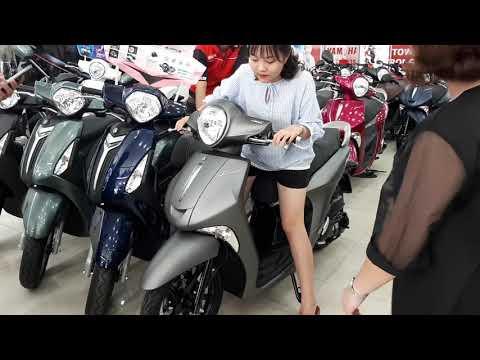 Giá Xe Yamaha Janus Mới Nhất - Yamaha Ra Mắt Janus Màu Mới - Khái Quát Các Màu Xe Janus Mới Nhất