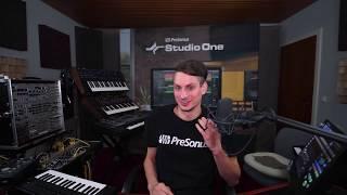 PreSonus Studio One Tutorials Ep. 12: The Chord Track II