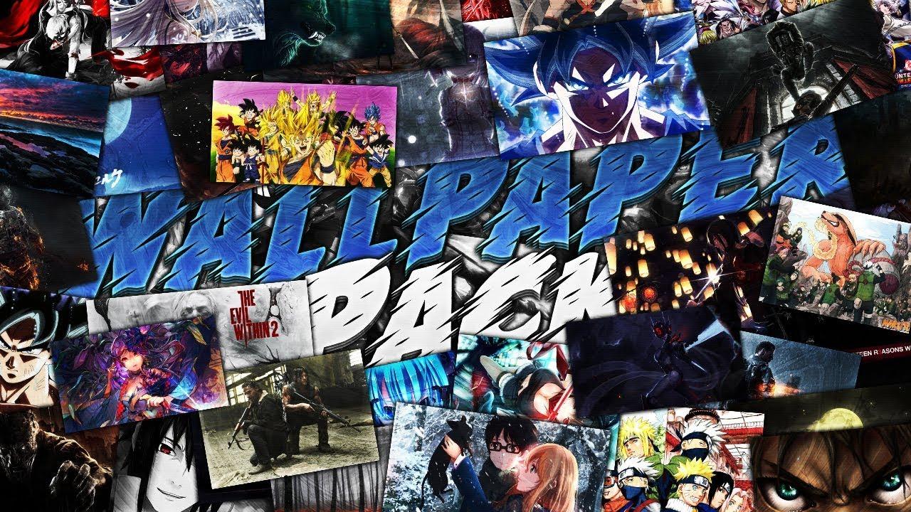 WALLPAPER PACK Pack de +250 Wallpaper/Fond d'écran pour PC/Portable! - YouTube