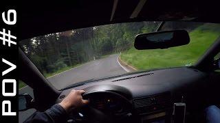 vw golf 4 r32   pov 6 insane powersliding ride zotzenbach bergrennen