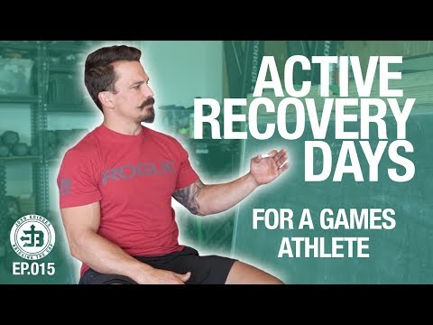 Crossfit Active Recovery Day | Bridging the Gap Ep.015