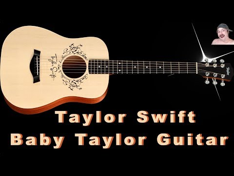 Taylor Swift Baby Acoustic Guitar