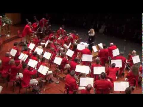 Stockholm's Strauss Orchestra New Year Concert, act 1