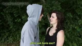 Hunter gets a girlfriend en español [Hunter, Jeydon Wale,Samm]