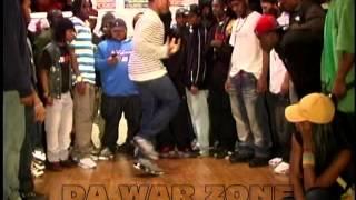 Gambar cover TRIBE vs C.O.W FOOTWORKING ( WALA CAM ) DA WAR ZONE