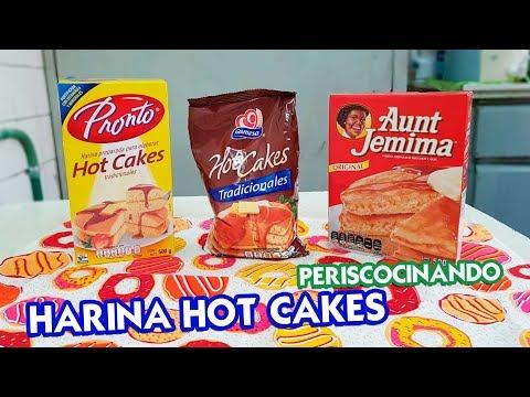 ¿Cuál es la mejor Harina para Hot Cakes? - Periscocinando
