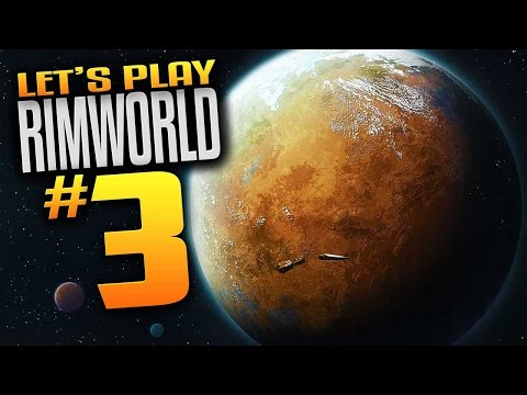 RimWorld Alpha 15 Gameplay - Ep 3 - Draax the Cannibal (Let's Play RimWorld) (Mature Content)