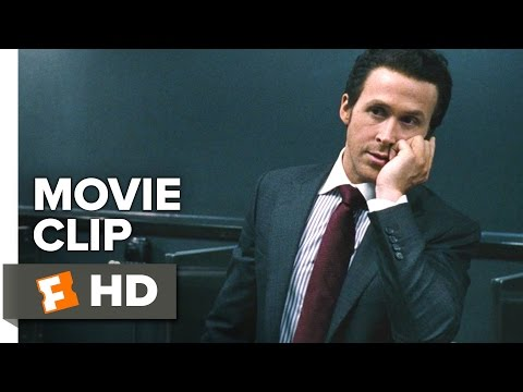 The Big Short Movie CLIP - Jacked to the Tits (2015) - Ryan Gosling, Steve Carell Drama HD