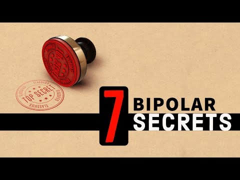 Bipolar Disorder: 7 Things We Might Not Tell You!