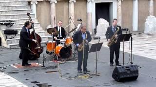 Moja Strana, Moja Bulgaria (Ari Roland Jazz Quartet) - Live in Plovdiv (Bulgaria)