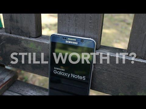 Samsung Galaxy Note5: Still Worth It?