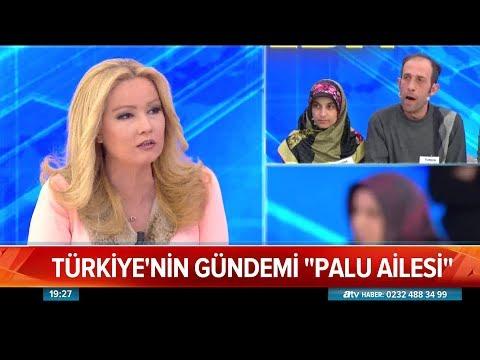 Türkiye'nin gündemi ''Palu Ailesi'' - Atv Haber 7 Ocak 2019