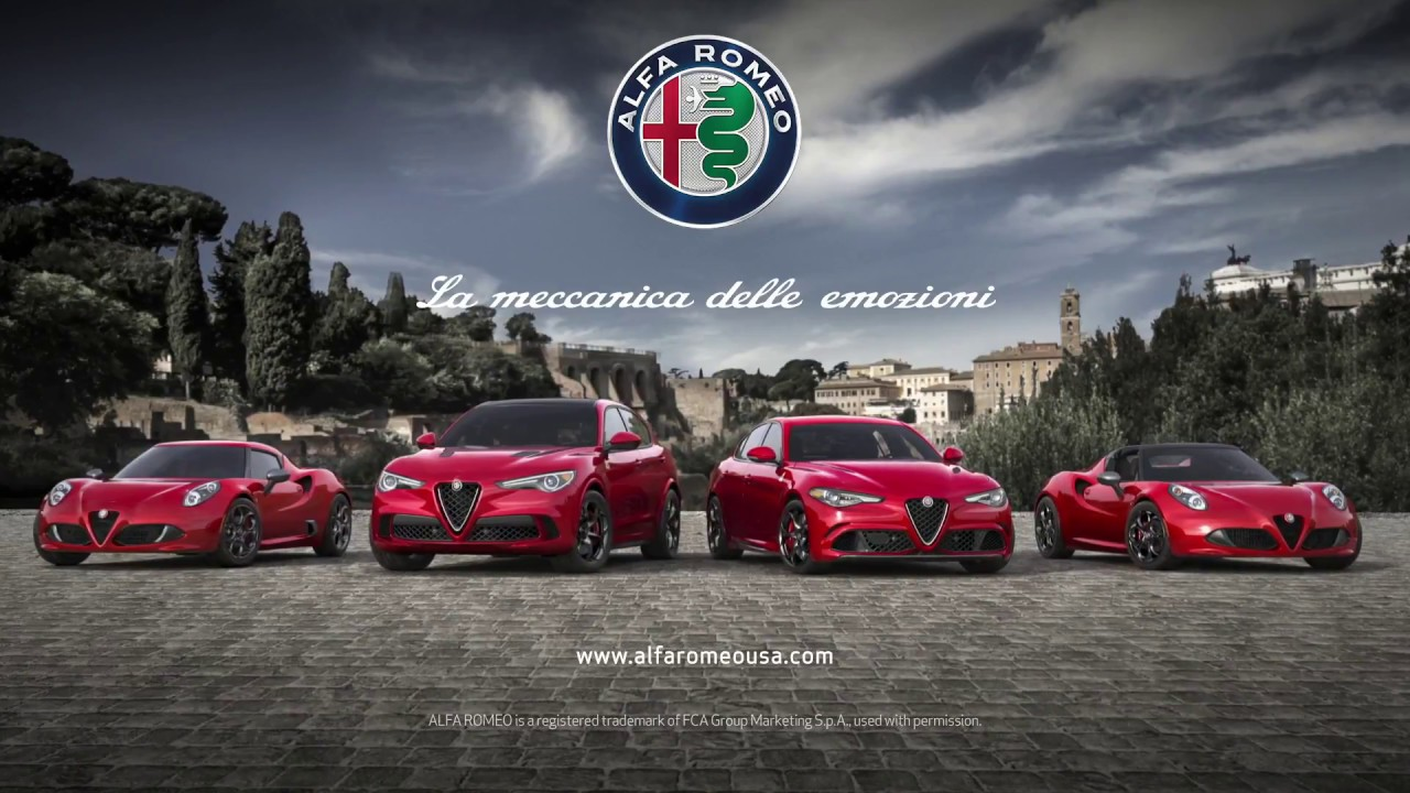 2018 Alfa Romeo Giulia >> 2018 Alfa Romeo Range Commercial l Stelvio, Giulia & 4C ...
