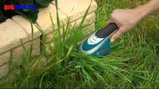видео Кусторезы аккумуляторные