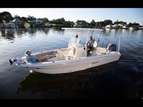 Boat Review - Stingray 236 CC Deck Hybrid