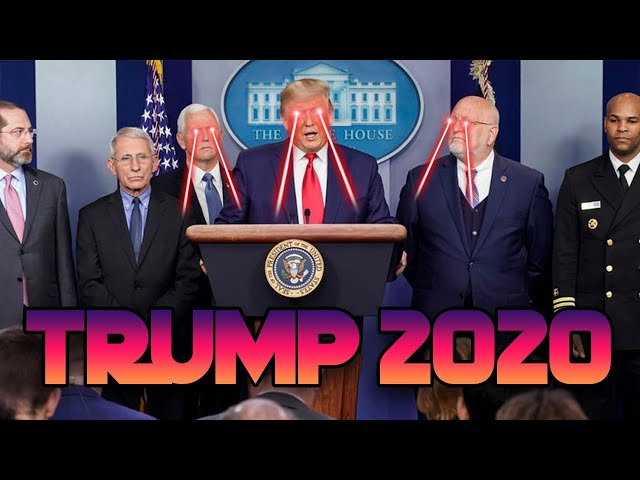 RNC 2020 is weird. So very weird. | The Serfs