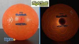 Nightball Basketball from Tangle Creations