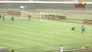 Le dribble de yannick bolasie - cameroun vs rd congo (1-1)