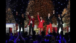 Let it Snow/Deck the Halls - Pentatonix (A Very Pentatonix Christmas 2017)