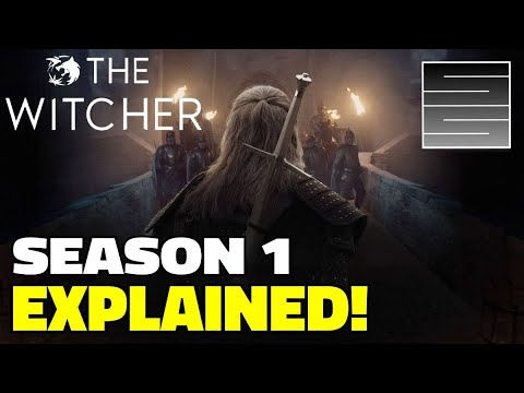 Download The Witcher Season 1 Explained - Timeline and Ending