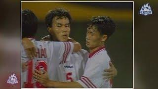 Võ Hoàng Bửu và kỷ lục 4 lần sút phạt đền thành công tại Cup Tiger 96 | BLV Quang Huy