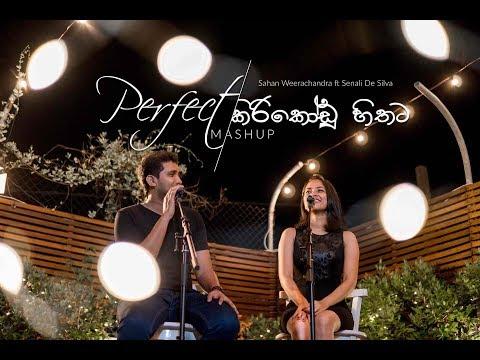 Perfect / කිරි කෝඩු හිතට | Mash Up Cover - Sahan ft Senali