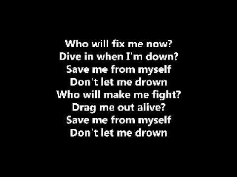 Bring Me The Horizon Lyrics DROWN - BRING M...