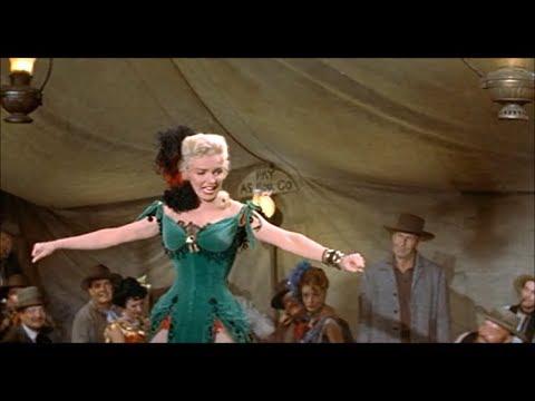 Marilyn Monroe In River Of No Return  Im Gonna File My Claim