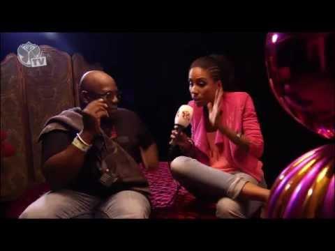Tomorrowland 2012 Carl Cox's interview + set (27.07.2012)