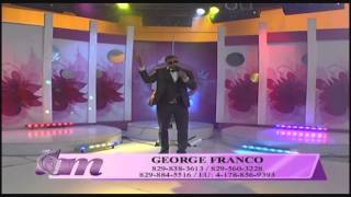George Franco -  La dueña de mi vida en Mia Tv